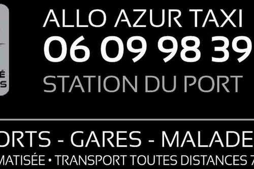 Allo Azur Taxi 1