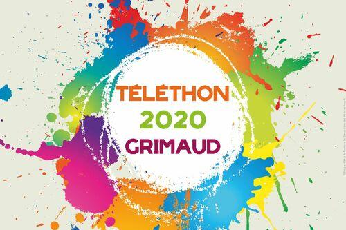 Téléthon à Grimaud