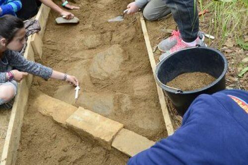 Fouillesz archéologiques