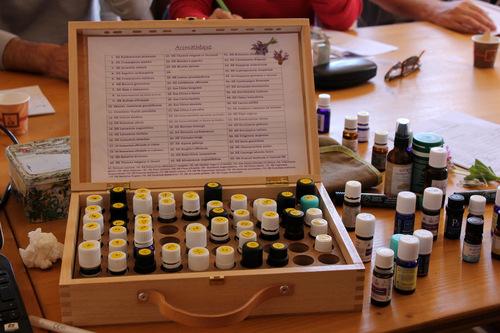"""Ateliers & Formations ''Aromathérapie pratique niveau 4"""""""