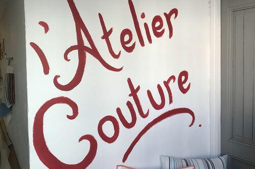 L'Atelier Couture intérieur