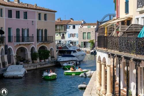 Port Grimaud Barqu'elec