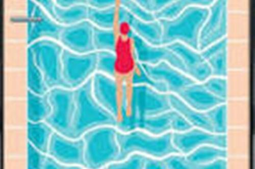 Illustration piscine