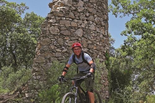 Au coeur de la presqu'île à vélo
