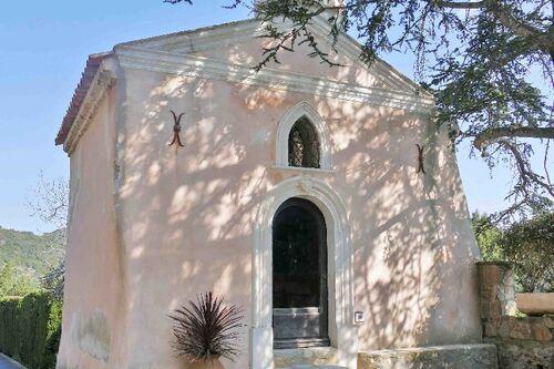 Chapelle St Roch à Grimaud