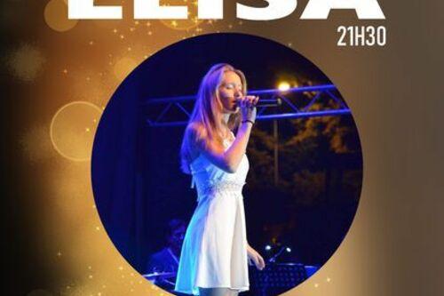 Concert Élisa 2020