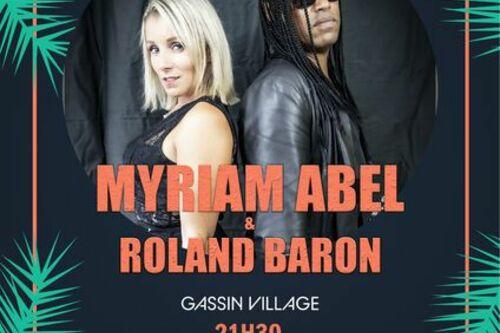 Myriam Abel et Roland Baron