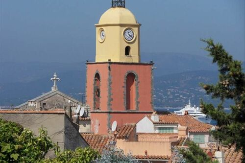 Saint-Tropez : église ND de l'Assomption