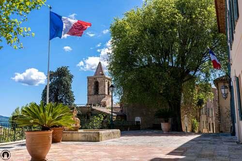 Église Saint-Michel à Grimaud