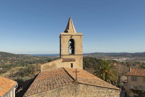 Eglise St Michel à Grimaud