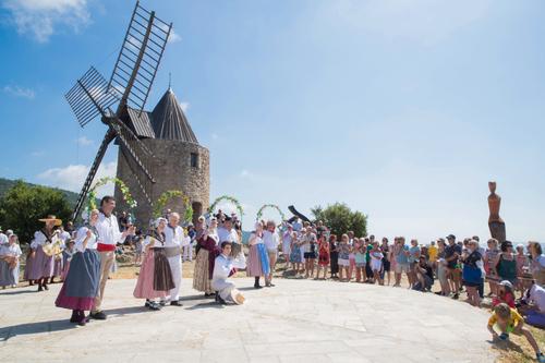 Fête du Moulin Grimaud