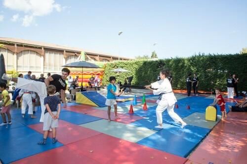 Fête du sport Grimaud