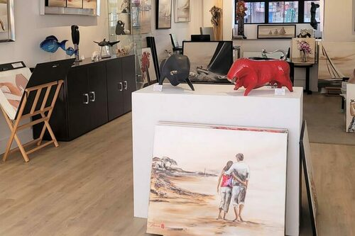 Galerie Art et toiles du sud 1