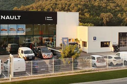 Garage Renault Fontaine 1