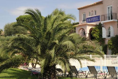 Hotel Villa des Anges 1