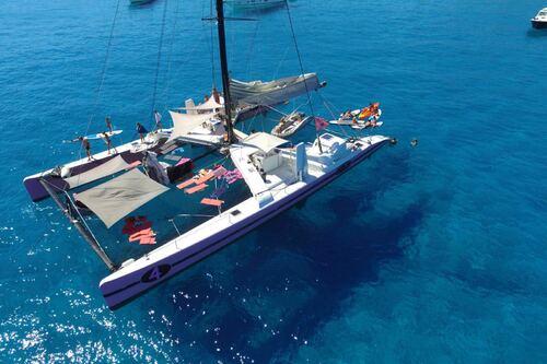 Journée catamaran