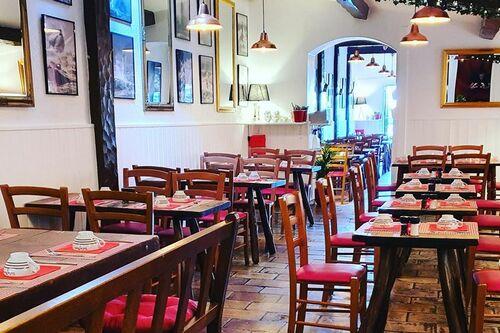 Intérieur restaurant