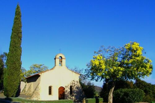 Chapelle Sainte Anne Ramatuelle