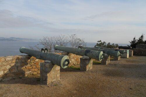 La Citadelle - Musée d'Histoire Maritime