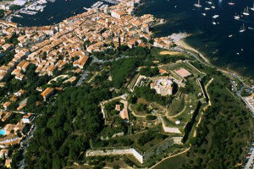 St-Tropez : la Citadelle