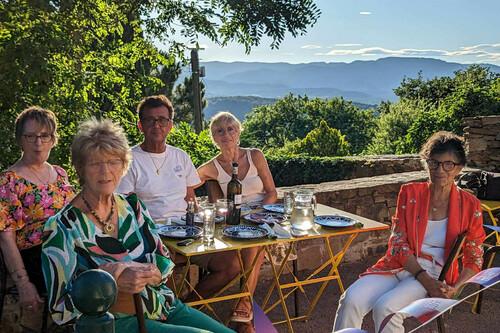 Logo Le Café Perché à Gassin