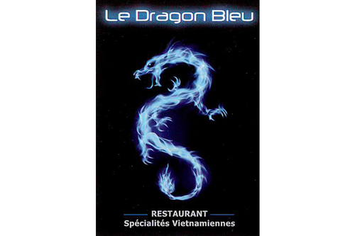 Le Dragon Bleu 1