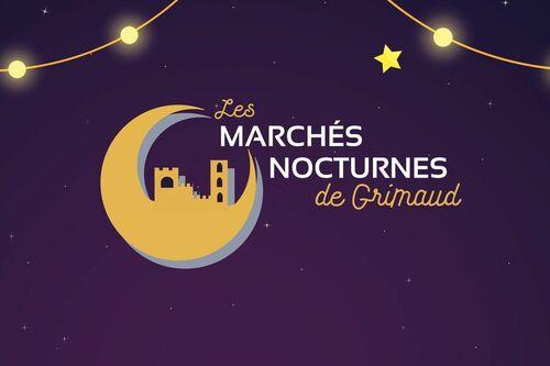 Marchés nocturnes Grimaud