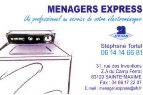 Ménagers Express 1