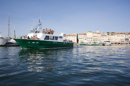 Les Bateaux Verts - St-Tropez