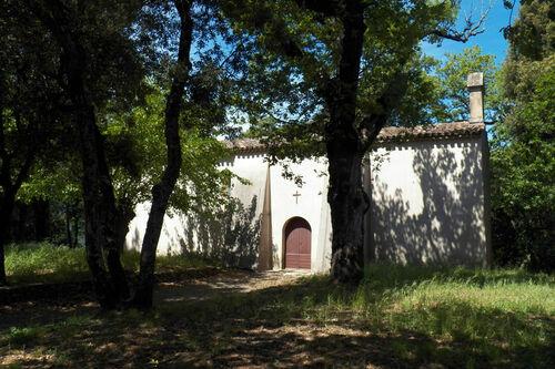 La Chapelle Notre-Dame-de-la-Compassion à Gassin