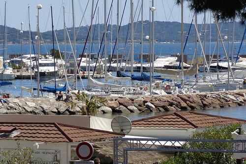 Appartement centre ville vue port