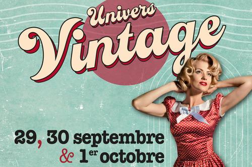 Salon univers Vintage 1