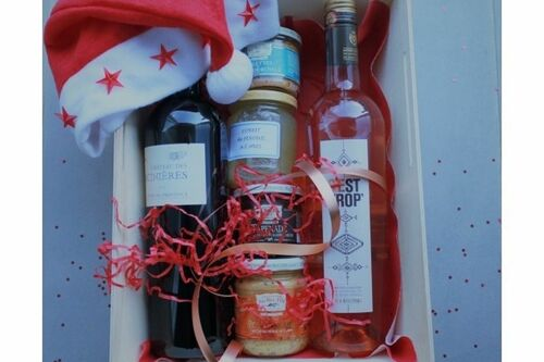 Beyond the Wine - coffret de Noël