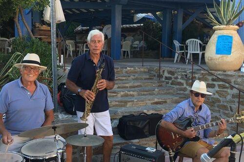 """Jazz band """"Les Tapas nocturnes"""""""
