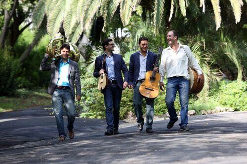 Chants et musique de Naples et du sud de l'Italie