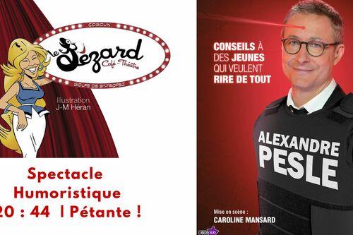 Café théâtre le Lézard