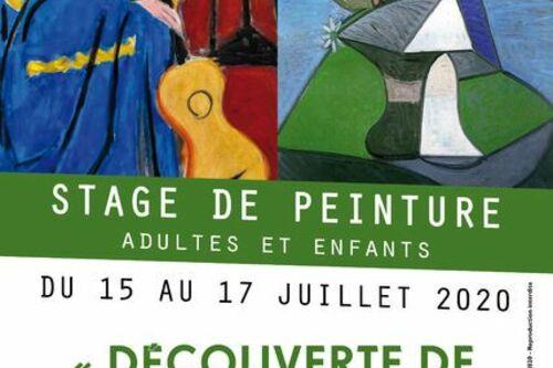 Découverte de Matisse et Picasso