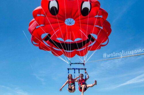 Water Gliss Parachute 1