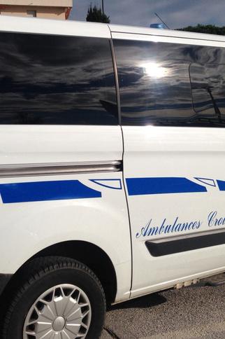 Ambulance Croix Bleue 3