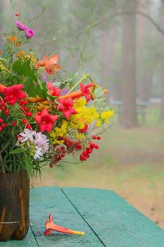 Atelier floral 1