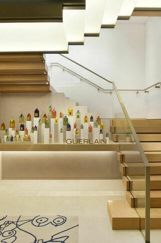 Hôtel Cheval Blanc - Saint-Tropez - vue aérienne