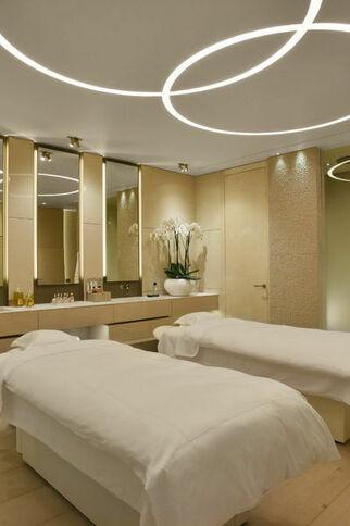 Hôtel Cheval Blanc - Saint-Tropez - Terrasse du restaurant La Vague d'Or