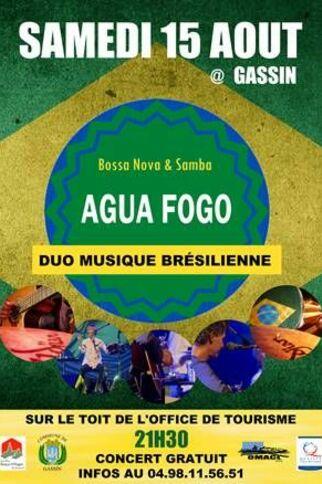 Répertoire Bossa Nova et Samba