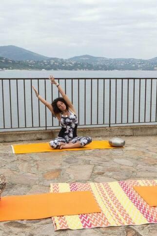 Yoga pointe des Sardinaux