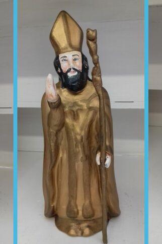 Statue Saint Maur