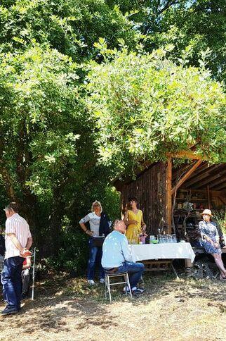 Ambiance nature - Le Jardin de Gassin - gassin.eu