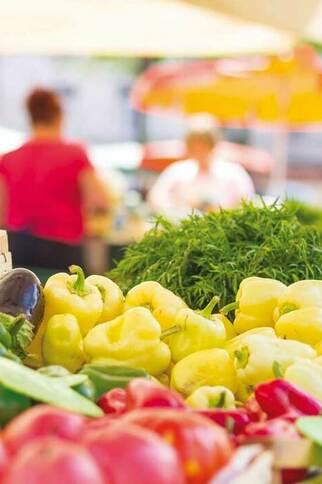Port du masque obligatoire marchés Sainte-Maxime