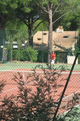 tennis de la résidence