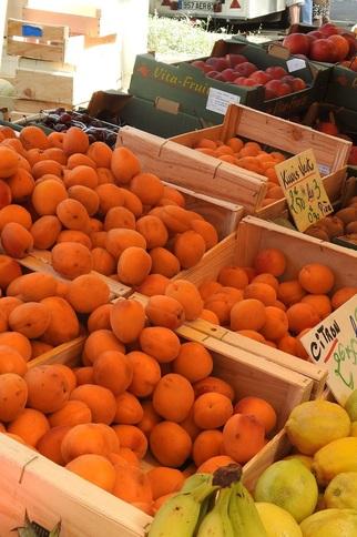 Miel au marché du Rayol