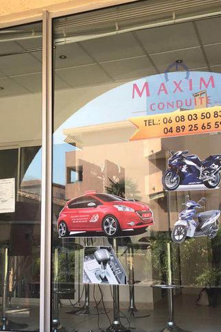 Maxime Conduite 2